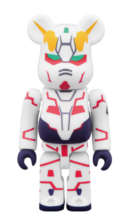 Bearbrick Mobile Suit Gundam UC (100%)