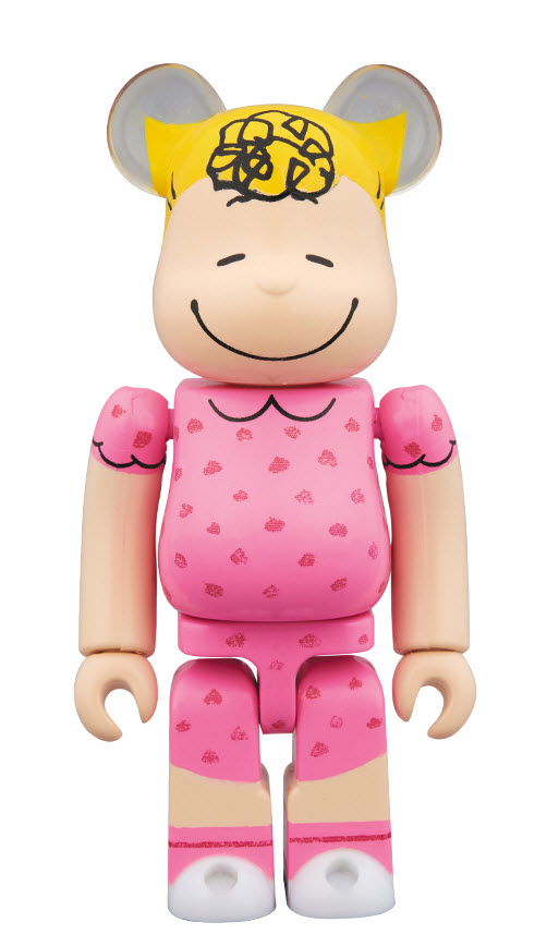 Bearbrick Sally Brown (100%)
