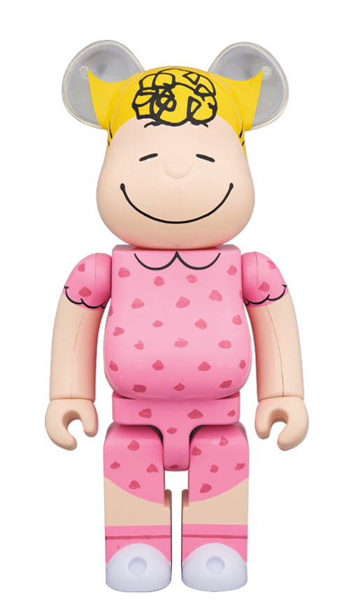 Bearbrick Sally Brown (400%)