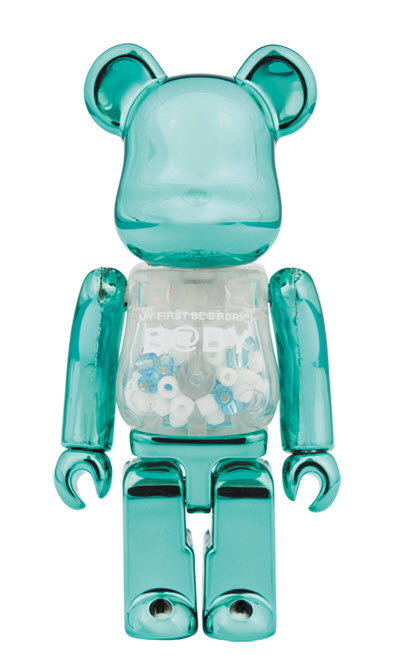 Bearbrick My First Be@rbrick B@by [Turquoise] (100%)