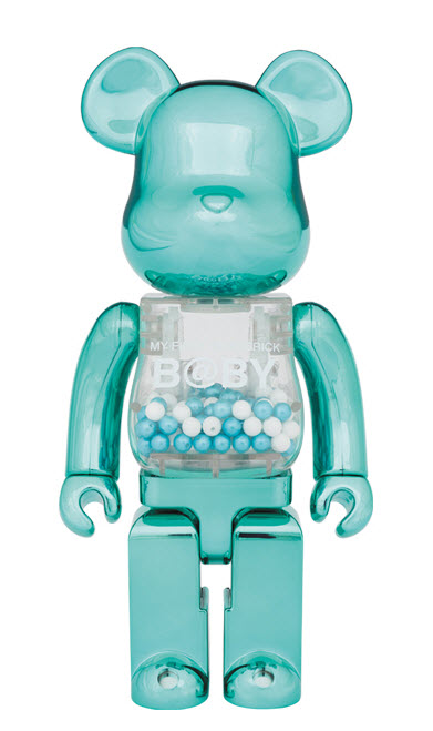 Bearbrick My First Be@rbrick B@by [Turquoise] (400%)