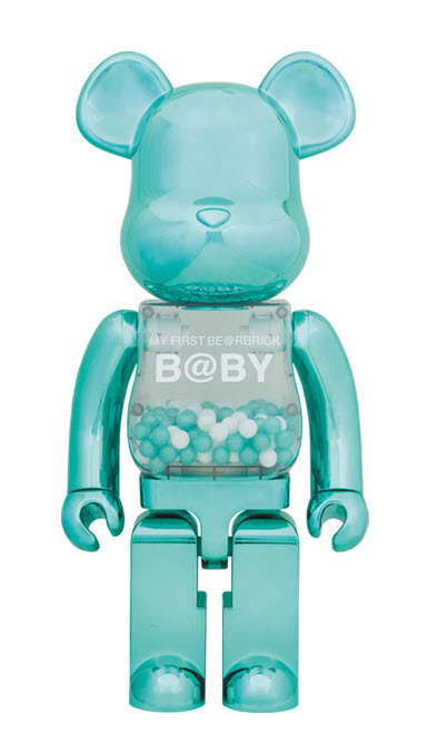 Bearbrick My First Be@rbrick B@by [Turquoise] (1000%)
